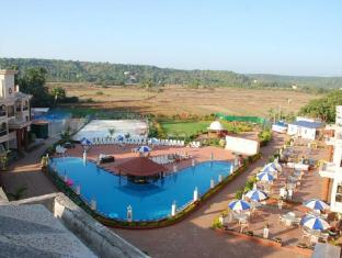 Sun City Resort North Goa - View