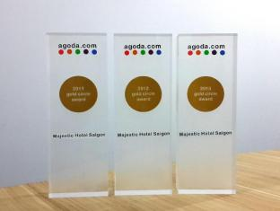 Hotel Majestic Saigon Ho Chi Minh City - Agoda Gold Circle Award