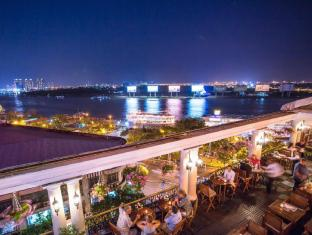 Hotel Majestic Saigon Ho Chi Minh City - Sky Bar & Seafood BBQ