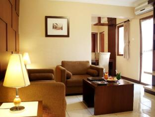 The Majesty Business and Family Hotel Bandung - Suite Room