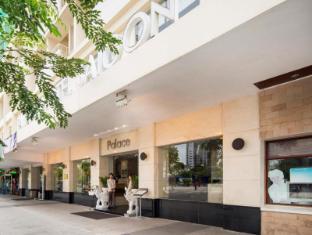 Palace Hotel Saigon Ho Chi Minh City - Entrance