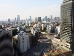 Hotel Villa Fontaine Tamachi Tokyo - View