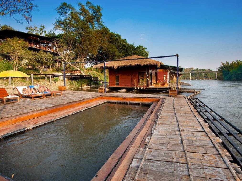 Boutique Raft Resort River Kwai บูติค ราฟท์ รีสอร์ท ริเวอร์แคว