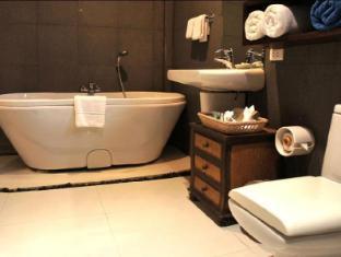 サファリ ビーチ ホテル プーケット - バスルーム