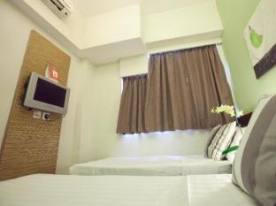 Casa Hotel Hong Kong - Gastenkamer