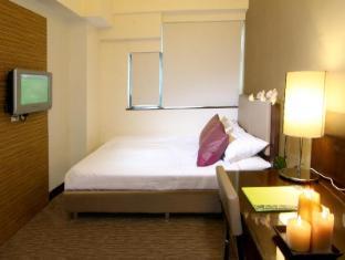 Casa Hotel Hongkong - soba za goste