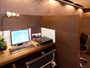 Casa Hotel Honkongas - Viešbučio interjeras