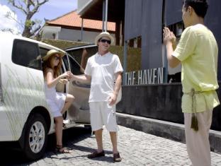 The Haven Bali Seminyak Bali - Transportation