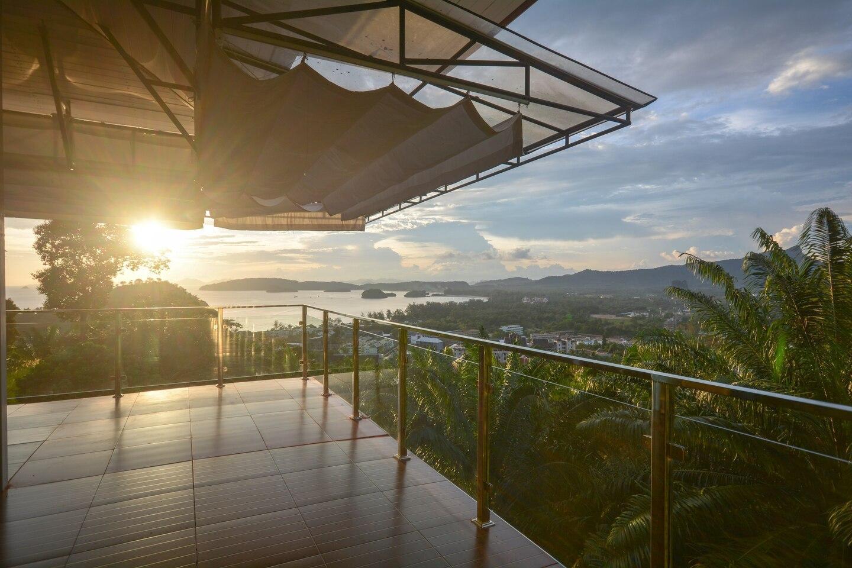 Krabi Mountain Top Villa วิลลา 2 ห้องนอน 2 ห้องน้ำส่วนตัว ขนาด 110 ตร.ม. – อ่าวนาง