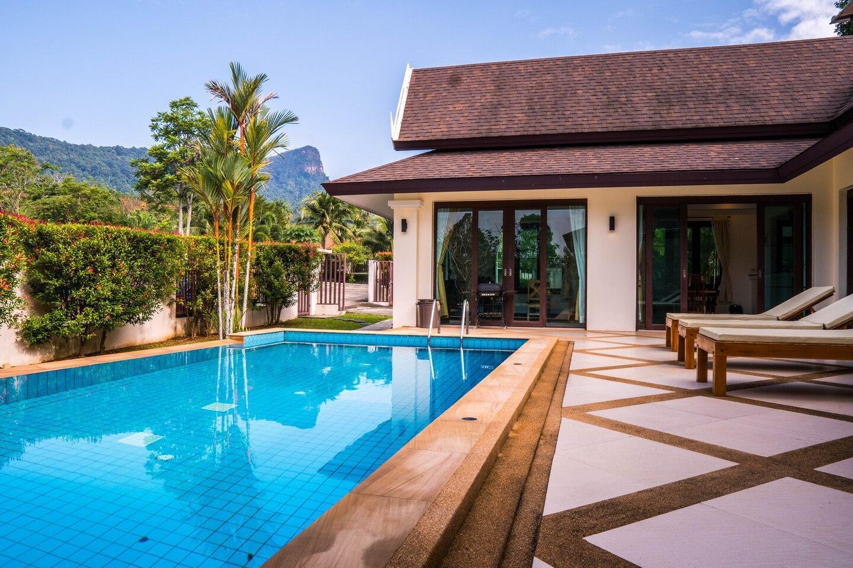 3 Bedroom Exclusive Mountain View Pool Villa วิลลา 3 ห้องนอน 4 ห้องน้ำส่วนตัว ขนาด 140 ตร.ม. – หาดคลองม่วง