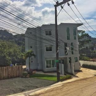[カマラ]アパートメント(55m2)  2ベッドルーム/1バスルーム 2 bedroom condo with Pool acess from balcony