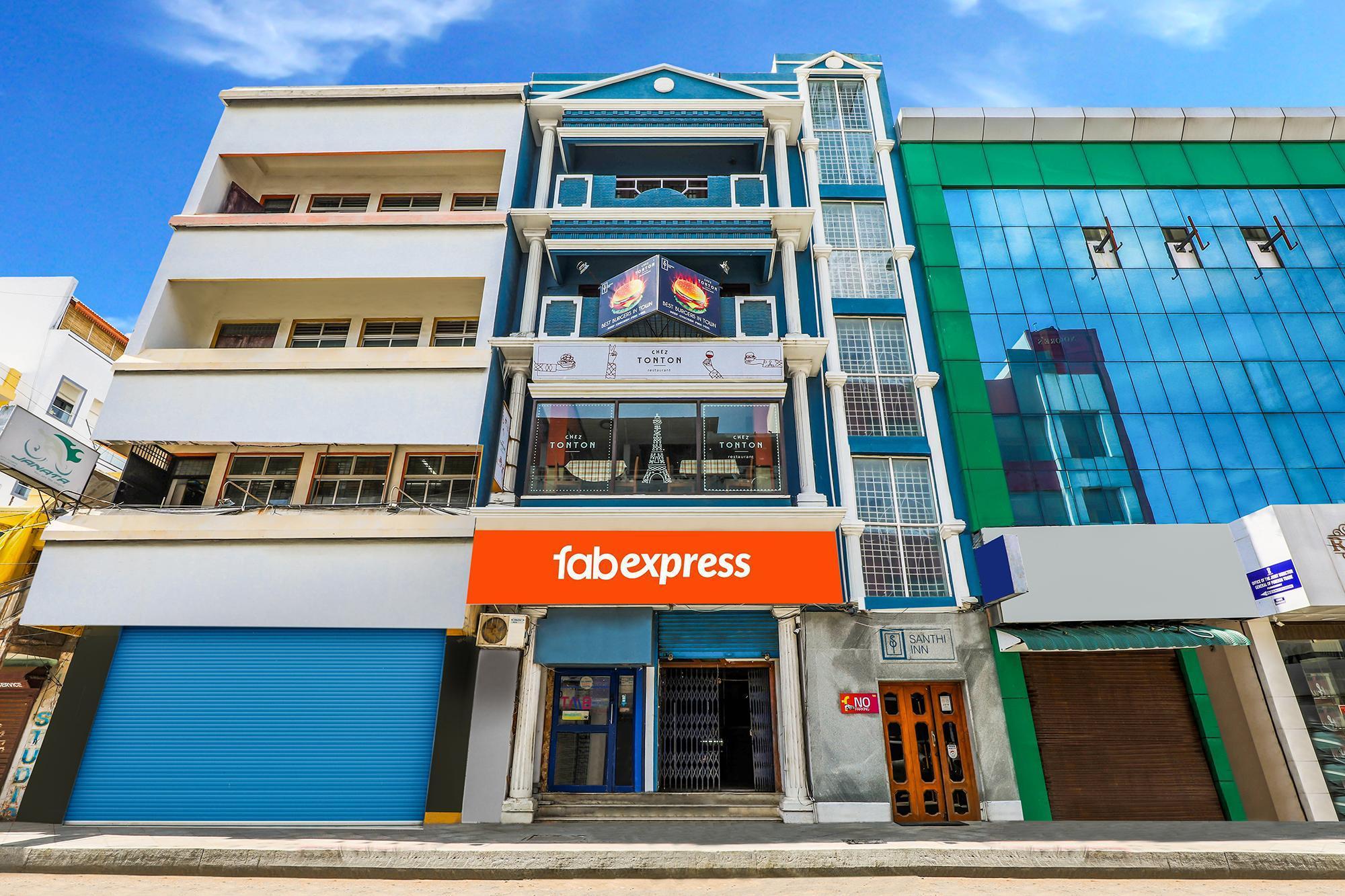 FabExpress Santhi Inn