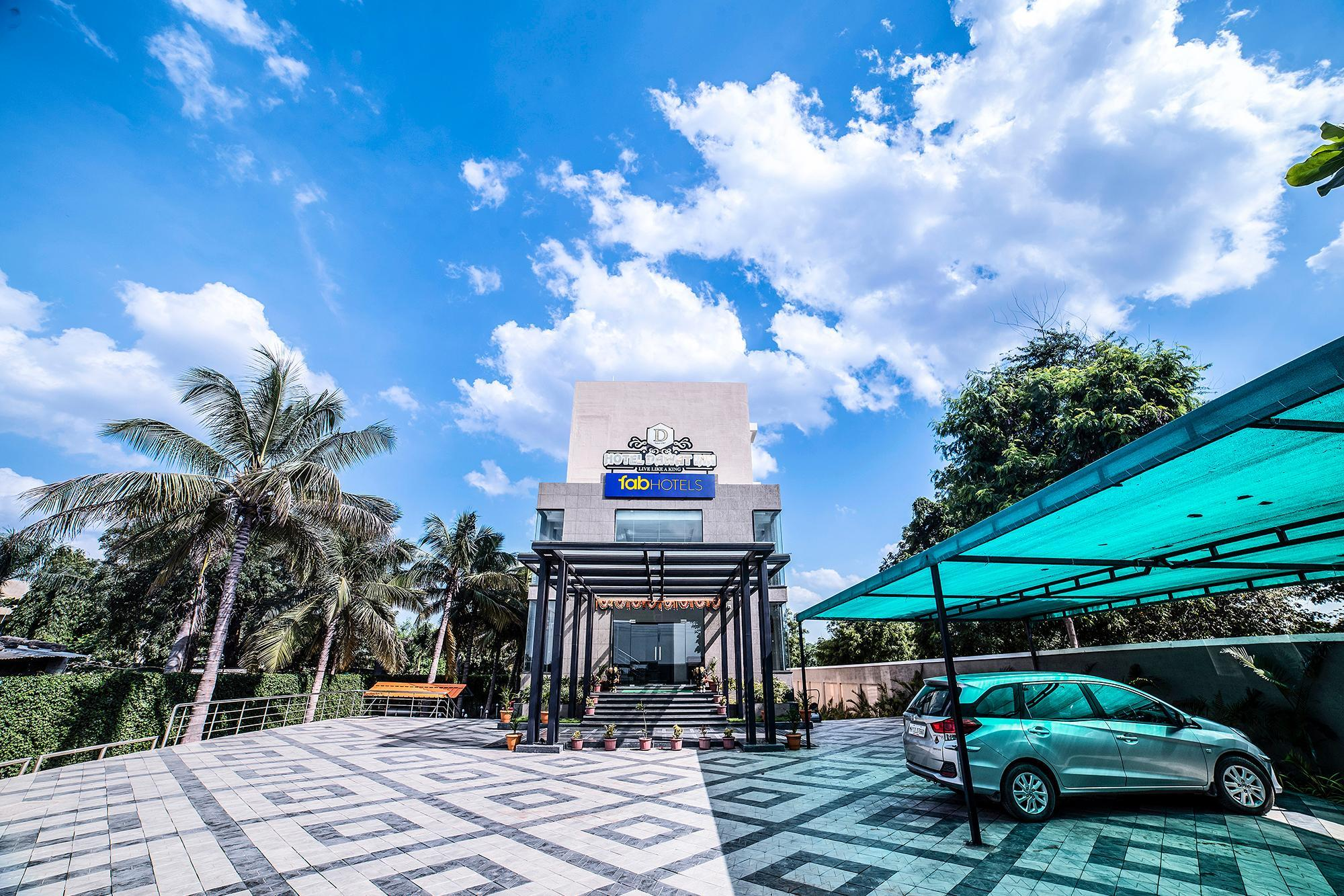 FabHotel Bhondawe Palace