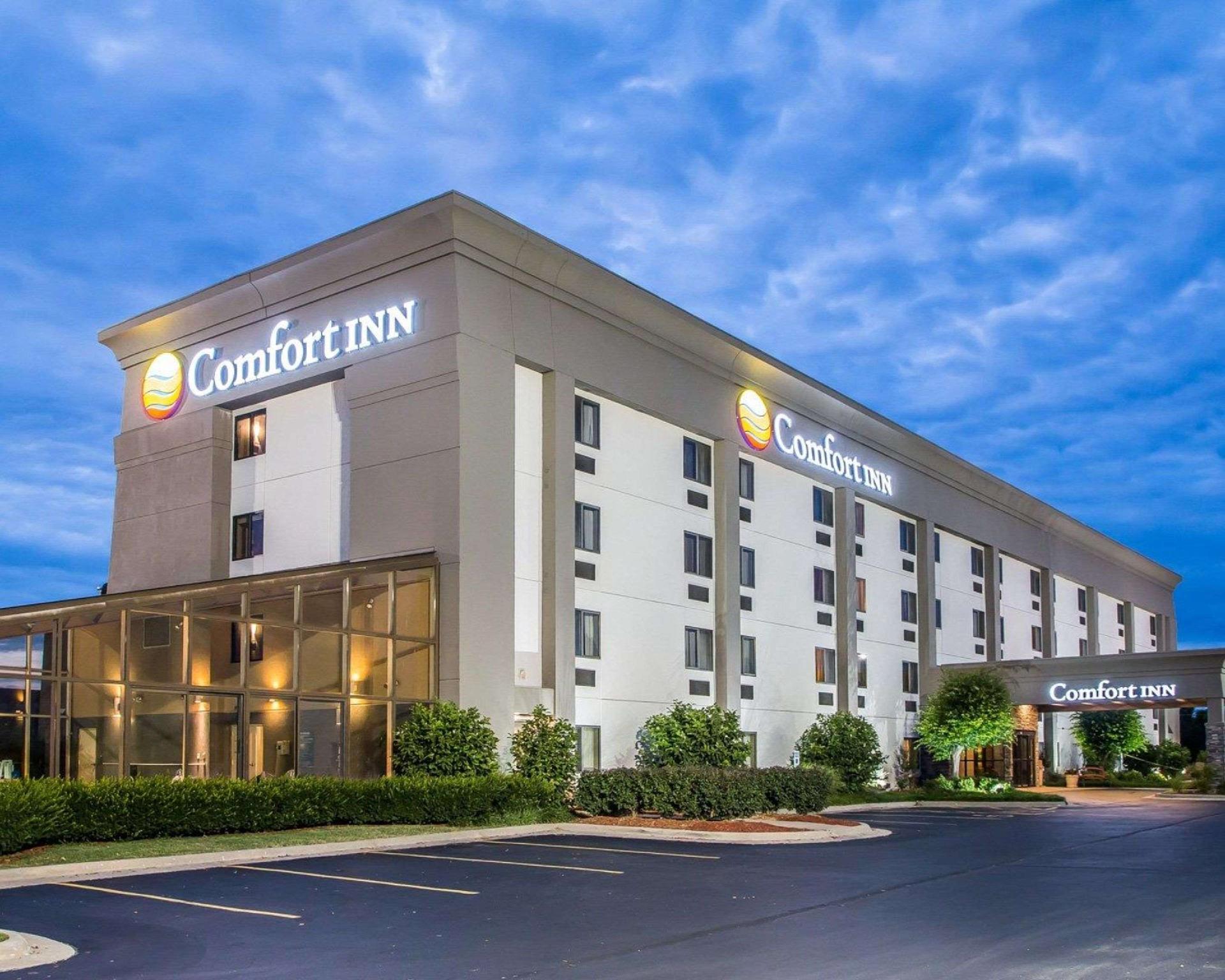 Comfort Inn South   Springfield