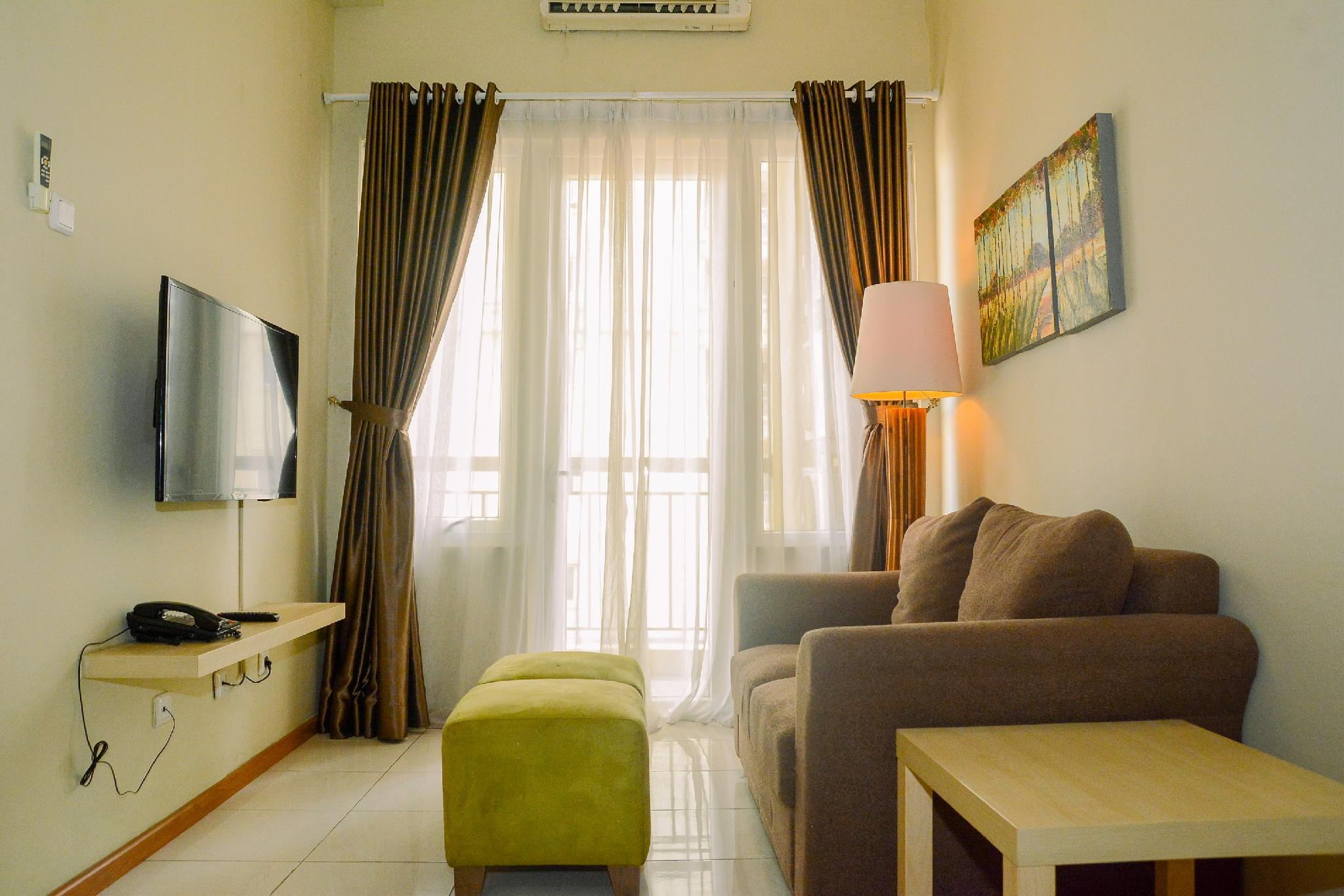 Great 3BR At Grand Palace Kemayoran By Travelio
