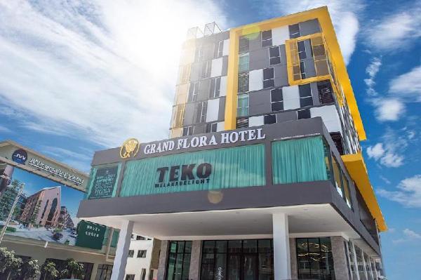 Grand Flora Hotel Malacca