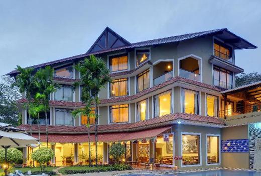 The Crown Goa Hotel