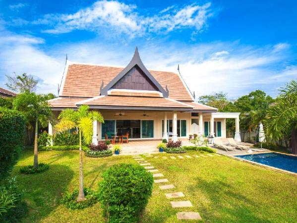Relaxing and Spacious Garden Villa with  Pool Phuket