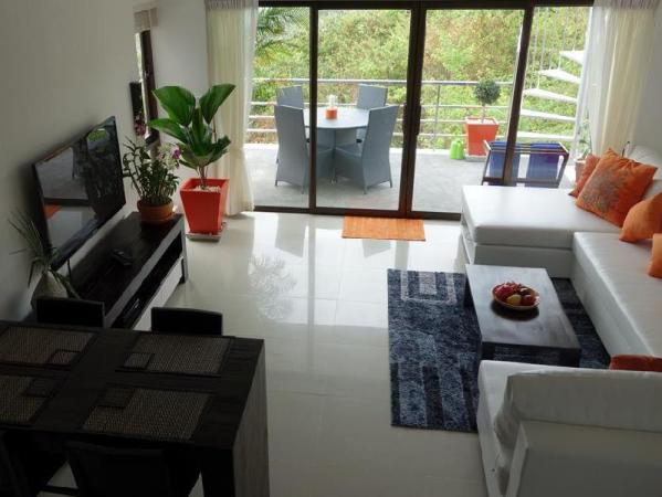 Jacuzzi Penthouse Koh Samui