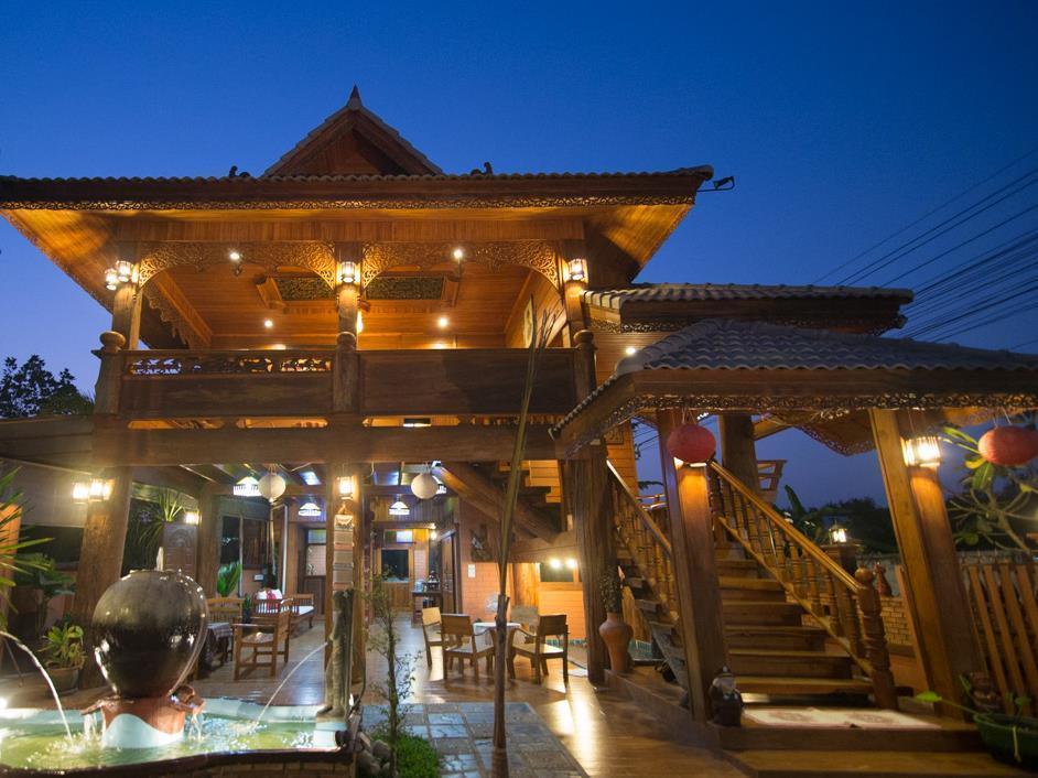Friends House Chiangmai เฟรนด์ เฮ้าส์ เชียงใหม่