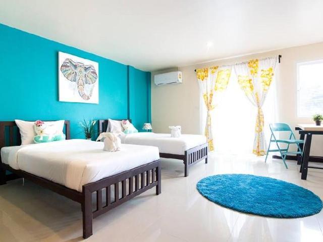 ไวท์ เอลเลแฟนต์ กระบี่ รีสอร์ต – White Elephant Krabi Resort