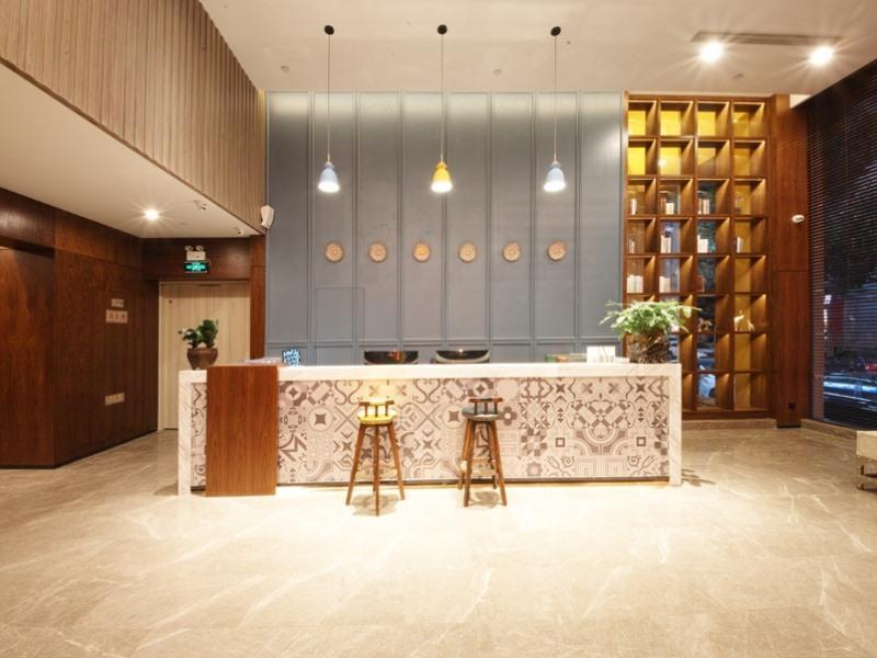 GEM Hotel Hefei Sanxiaokou City God Temple Xinhua Park