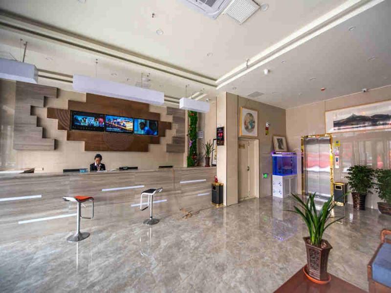 GreenTree Inn Zibo Hengtai Bus Station