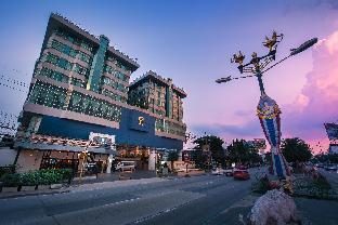 Siam Mandarina Hotel สยาม แมนดารินา โฮเต็ล