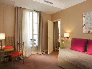 Londres Et New York Hotel Paris - Guest Room