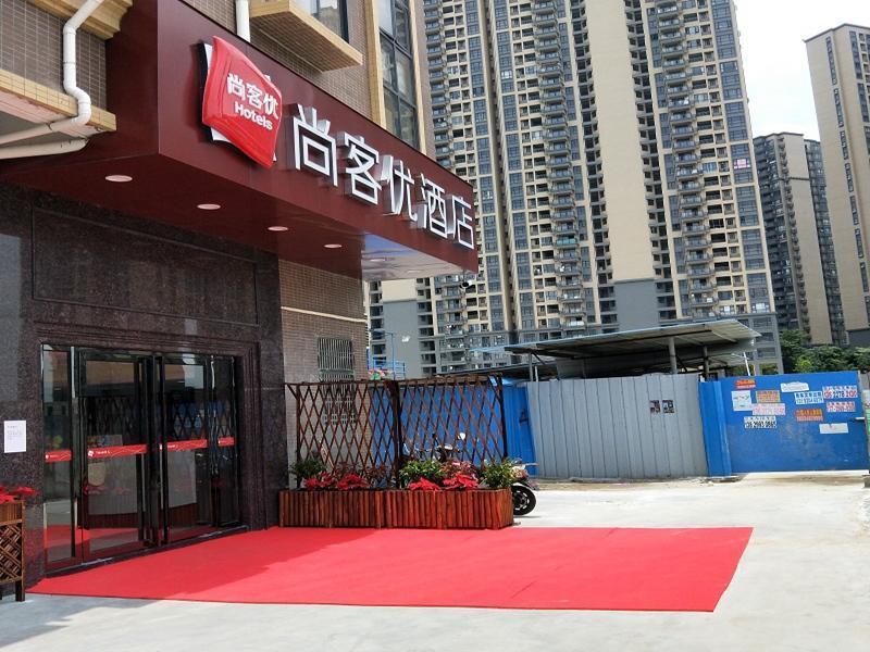 Thank Inn Hotel Guangdong Huizhou Boluo County Shiwan Town New Town Center