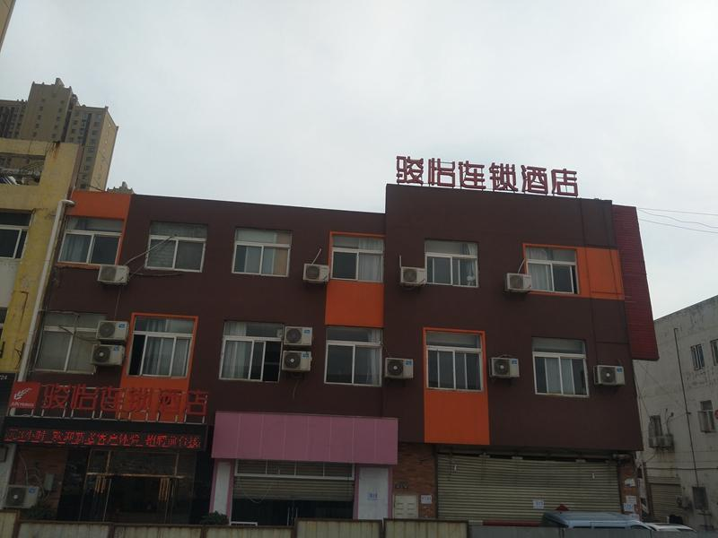 Jun Hotel Hubei Wuhan Caidian District Haitian Auto Parts City