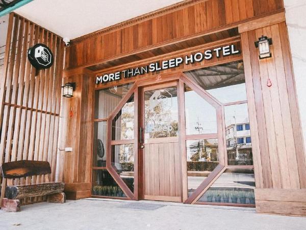 More than Sleep Hostel Khao Yai