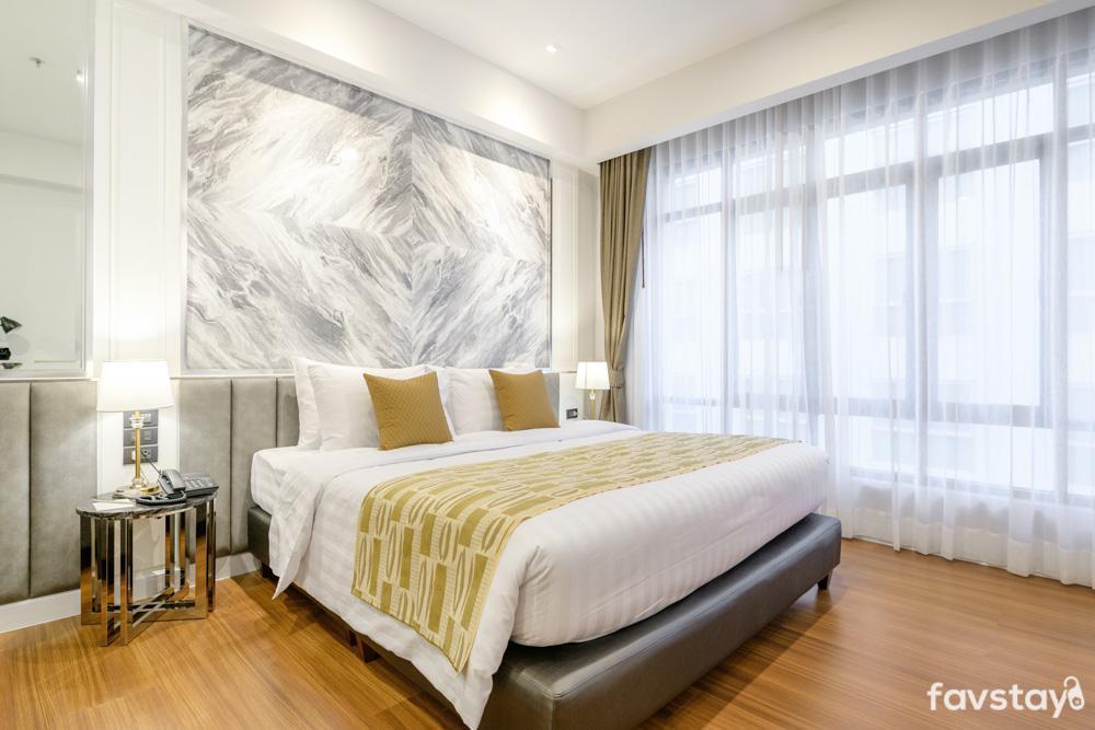 Premier Room near BTS Phrom Phong 5 mins away อพาร์ตเมนต์ 1 ห้องนอน 1 ห้องน้ำส่วนตัว ขนาด 65 ตร.ม. – สุขุมวิท