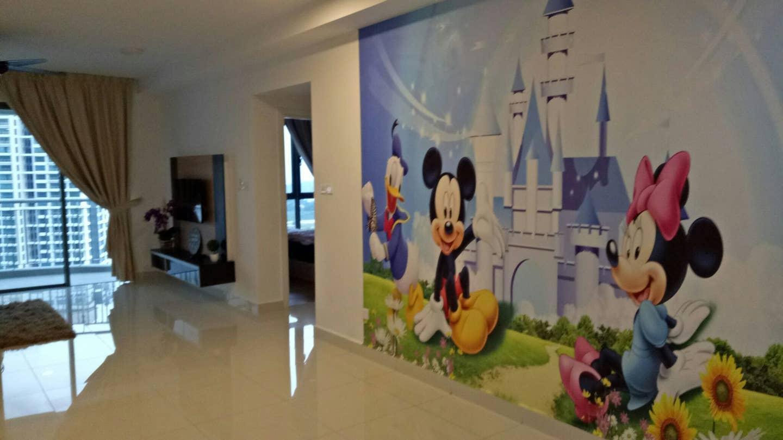 TEEGACLUB Residence 2Brm+Legoland+Hello Kitty+WIFI
