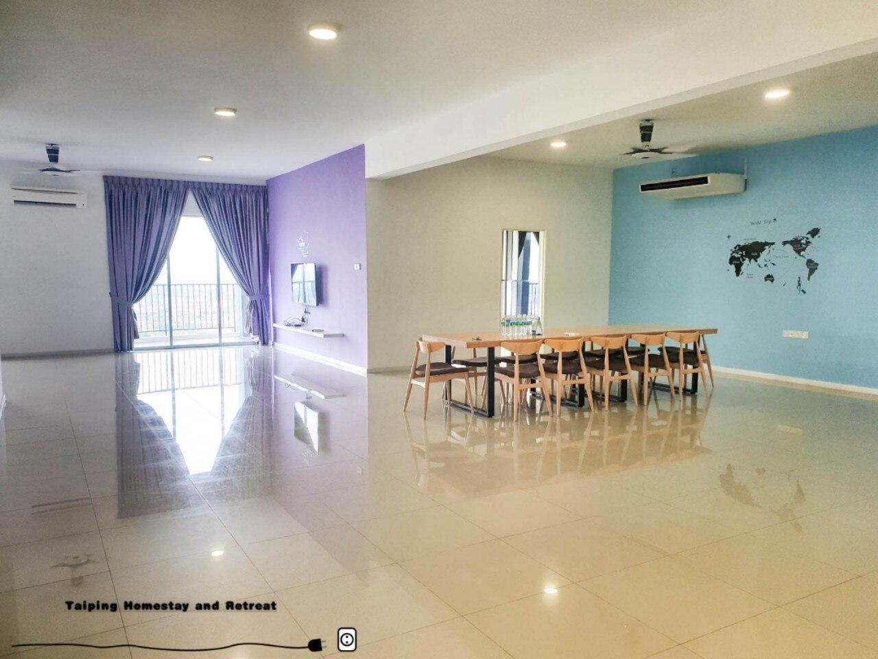 Taiping Lakegarden Penthouse B @ CrystalCreek