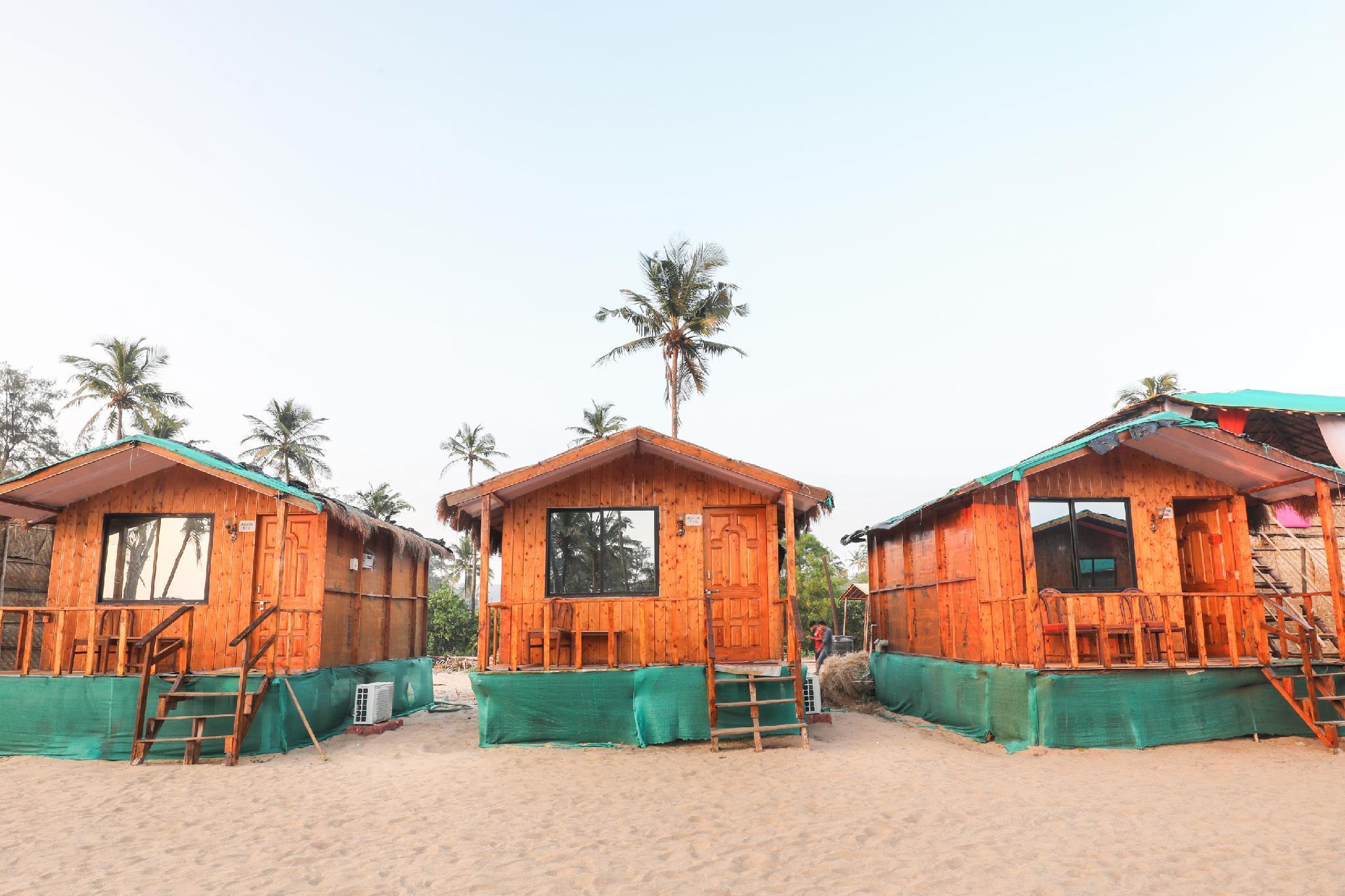 SPOT ON 65237 The Hangout Beach Huts