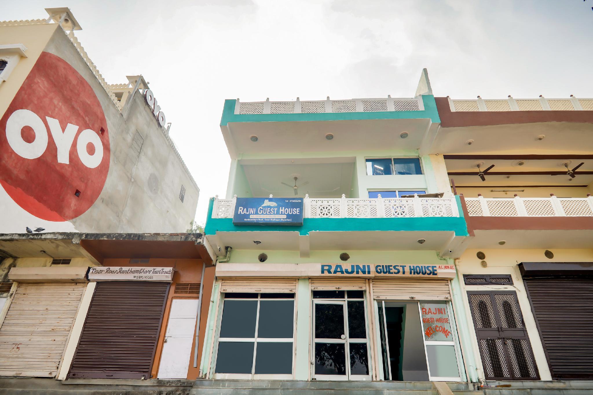SPOT ON 63145 Rajni Guest House
