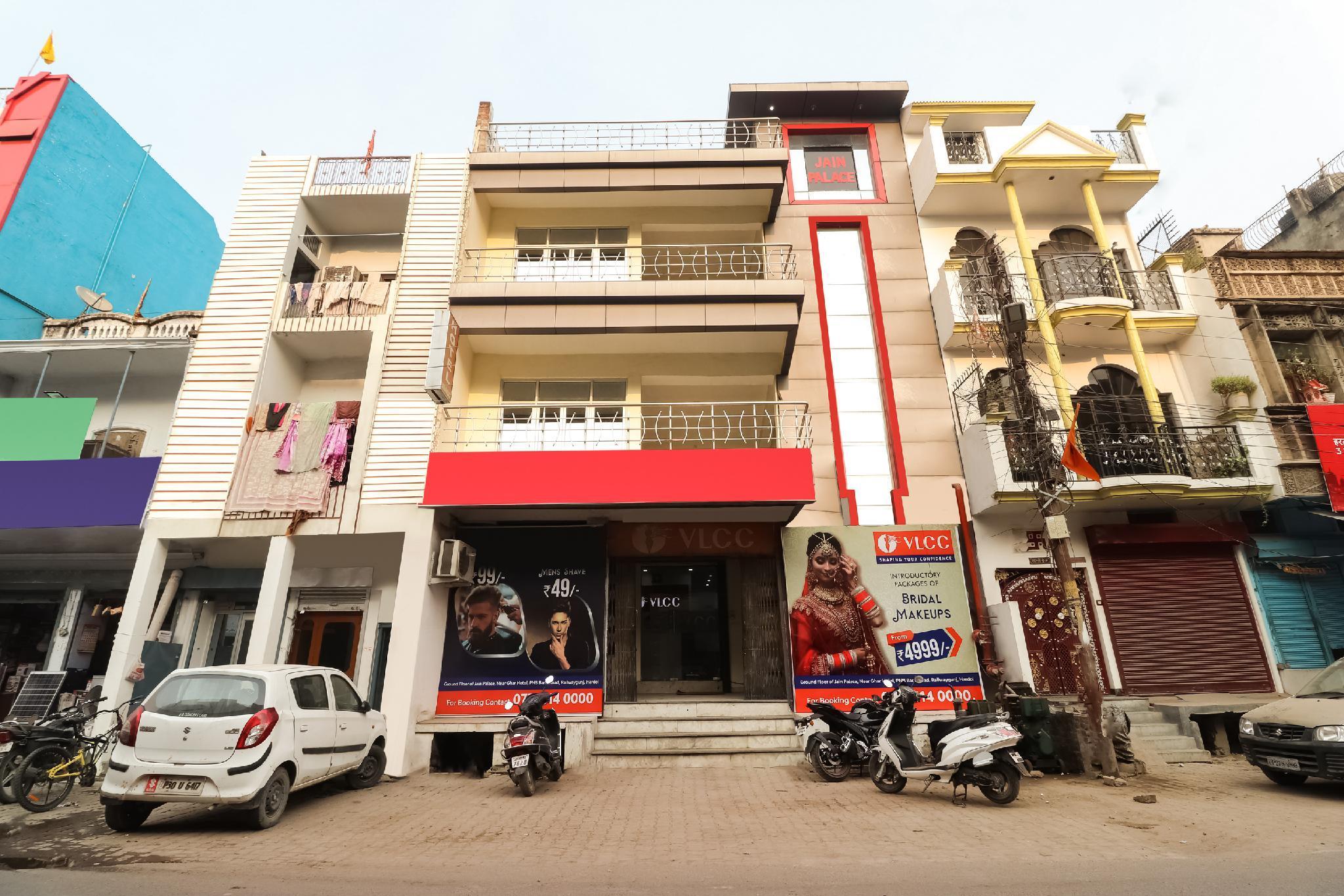 SPOT ON 65445 Hotel Jain Palace