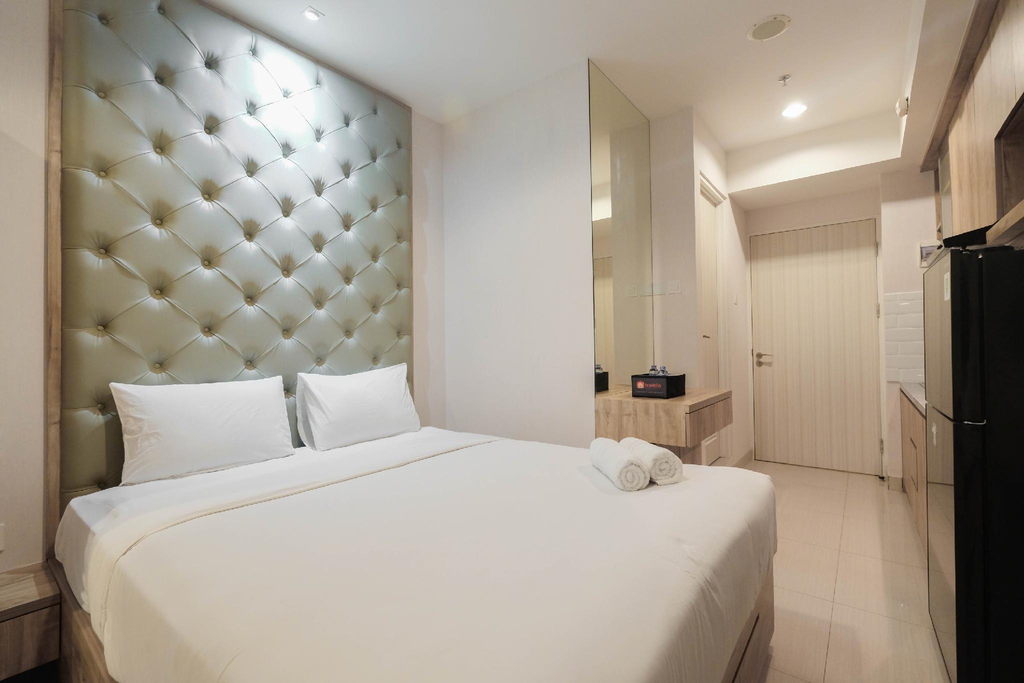 Studio Grand Kamala Lagoon Apartment By Travelio