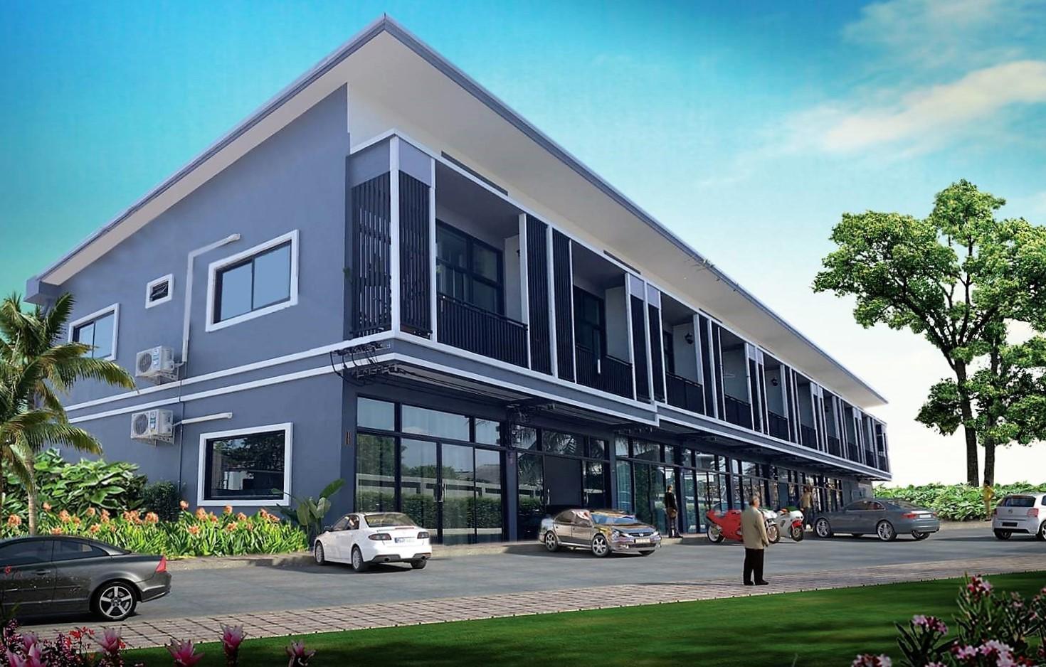 Hua Hin City Homes Brand New Town House