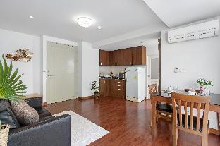 [バンカピ]アパートメント(43m2)| 1ベッドルーム/1バスルーム 1 Bedroom 43sqm near airport link Hua Mak (153)