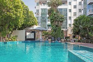 [バンカピ]アパートメント(60m2)| 2ベッドルーム/1バスルーム 2 Bedroom 60 sqm near airport link Hua Mak (242)