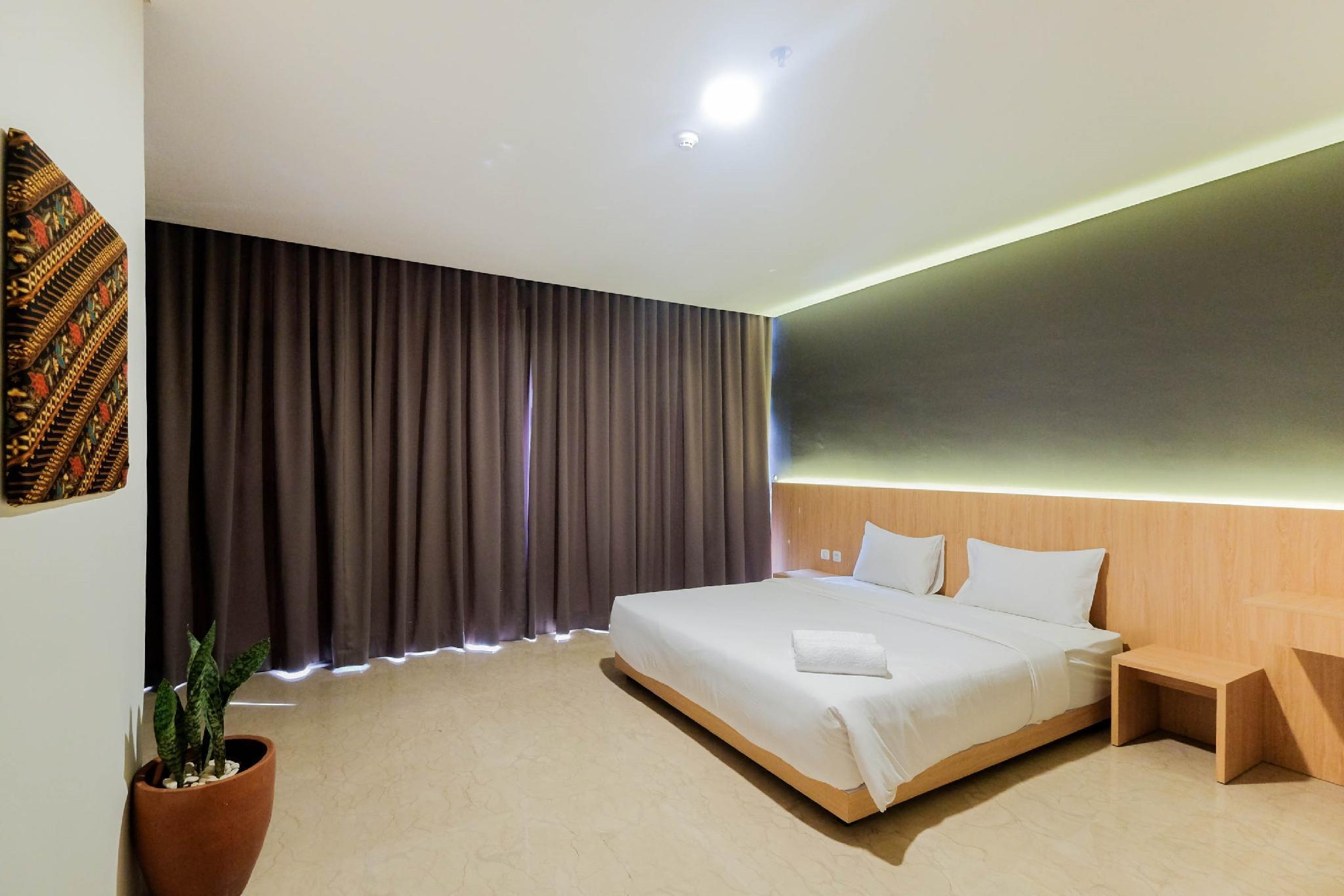 Cozy 1BR Pancoran L'Avenue Apartment By Travelio