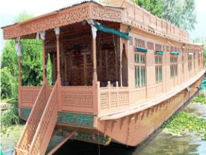Ritz HouseBoat Srinagar
