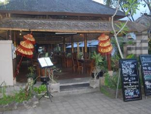Casa Ganesha Hotel - Resto & Spa באלי - מסעדה