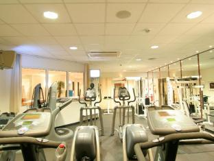 Crowne Plaza Berlin City Centre Nurnberger Hotel Berlin - Sală de fitness