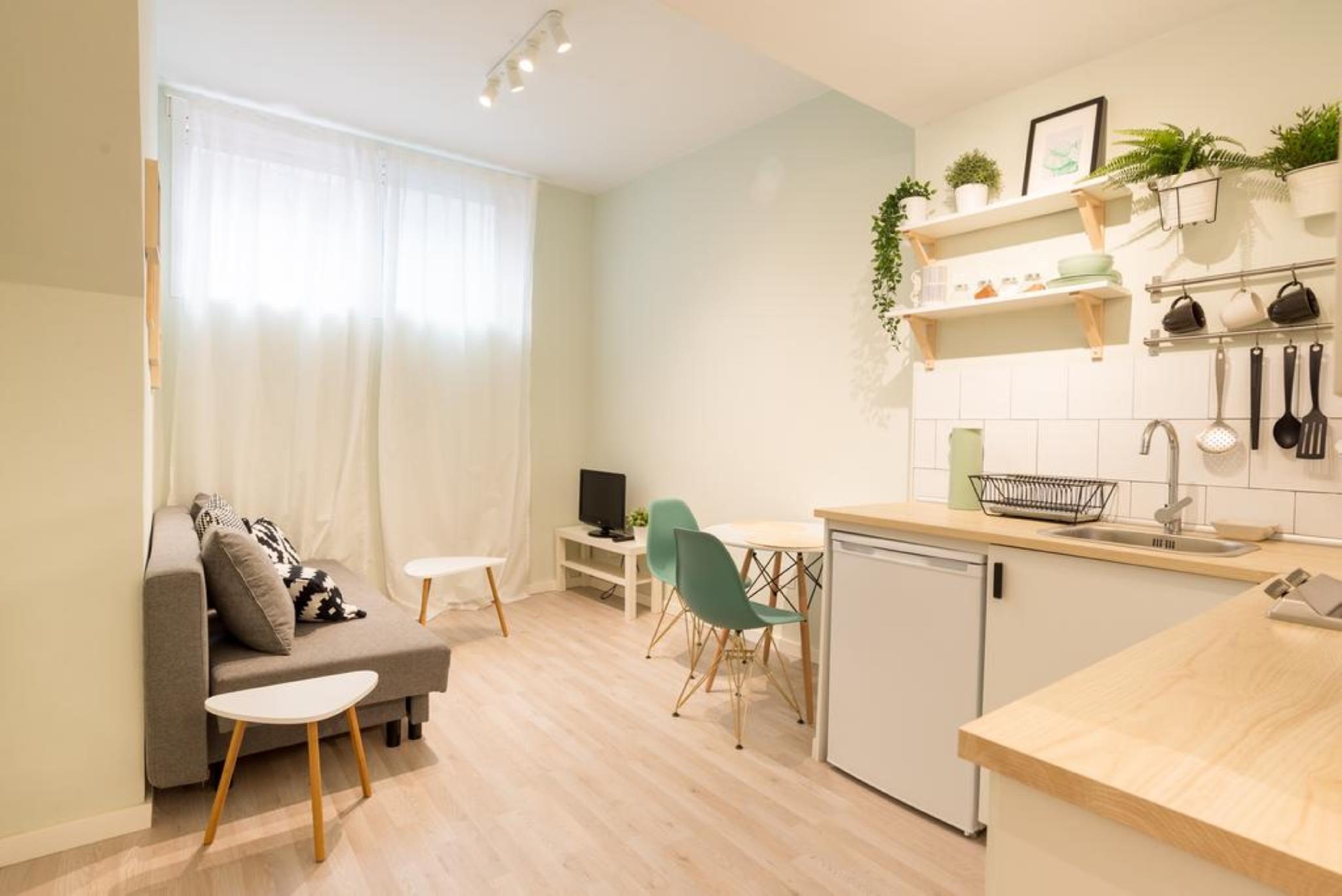 107408   Apartment In Malaga