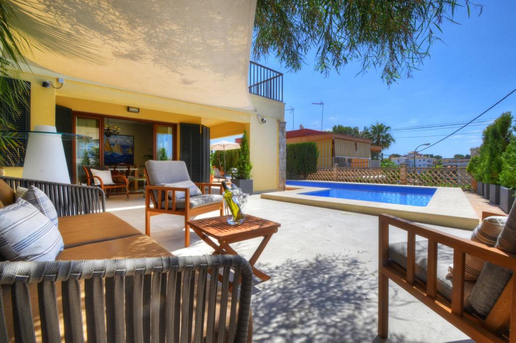 107507   Villa In Can Pastilla