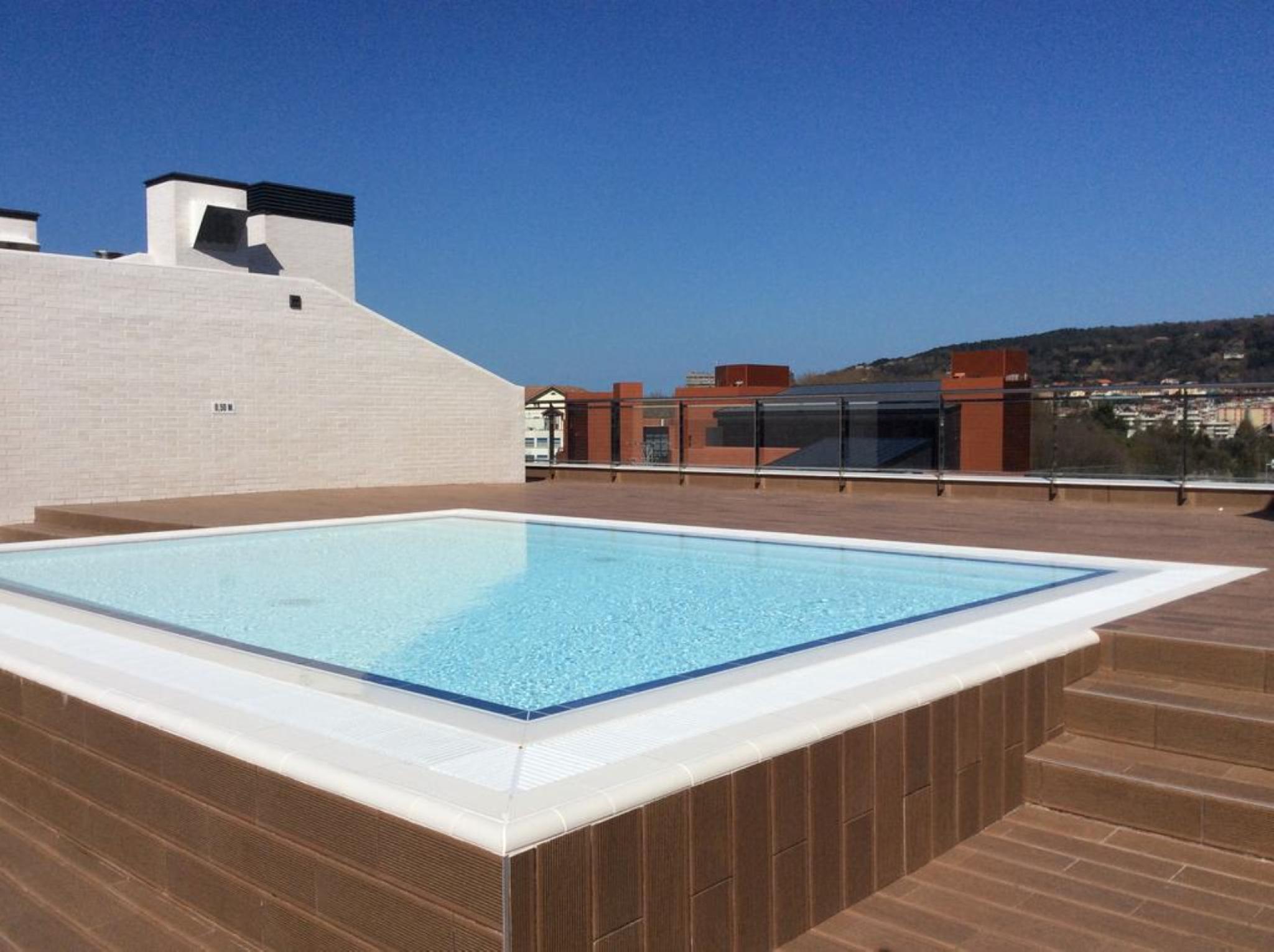 107921   Apartment In San Sebastian