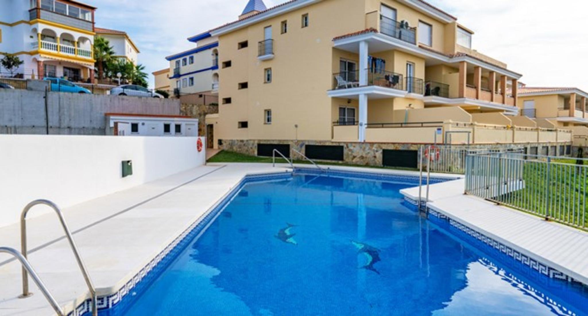 107706   Apartament In Mijas